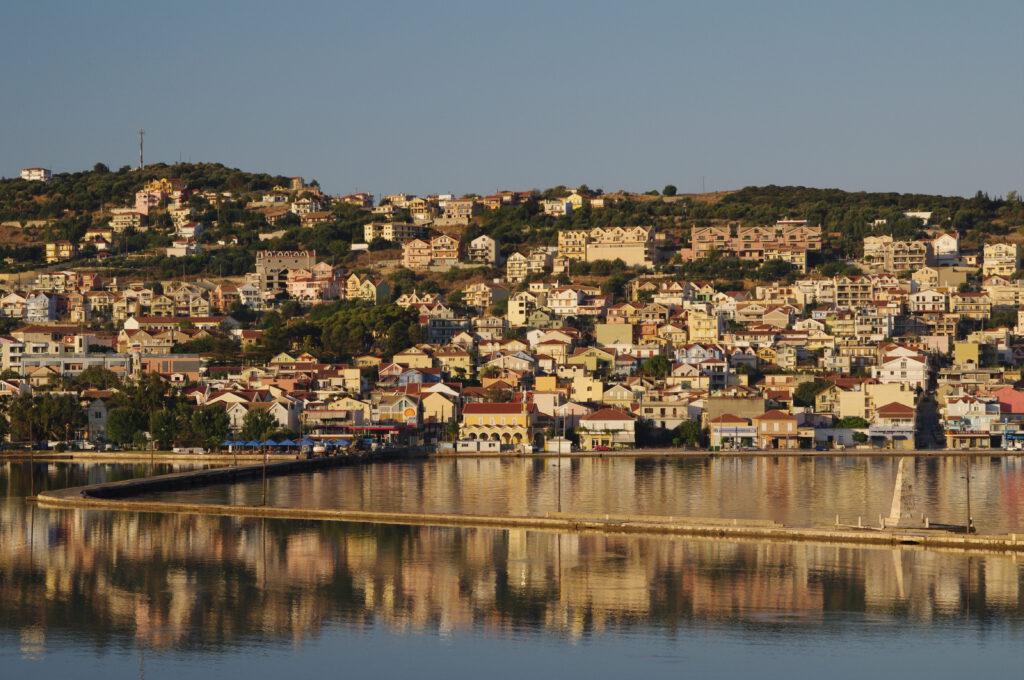 Argostoli and the parking situation