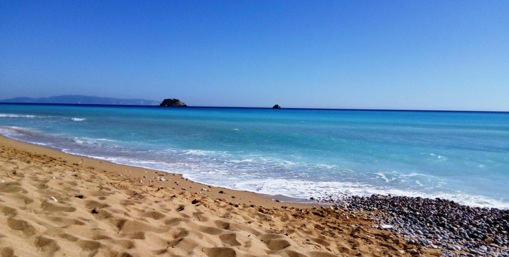 Avithos beach Kefalonia