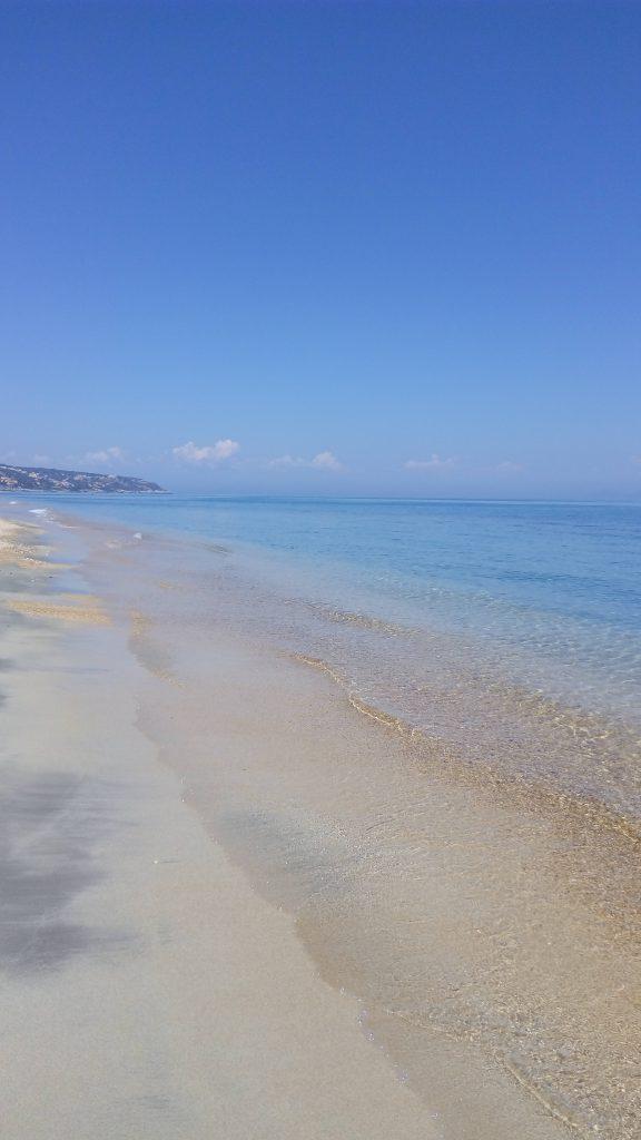 Strand von Skala