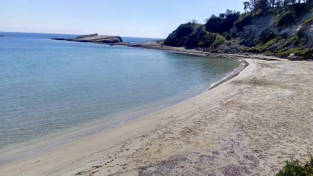 Spartia beach