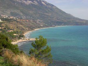 Trapezaki Beaches