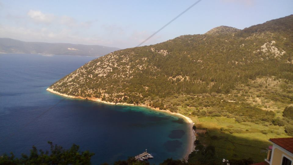 Polis Bay on Ithaca