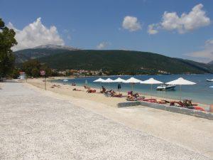 Sami-Karavomilos Beach