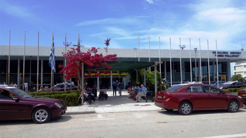 Kefalonia Flughafen