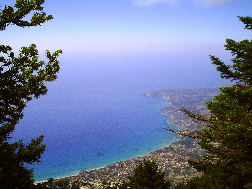 Hiking in Kefalonia