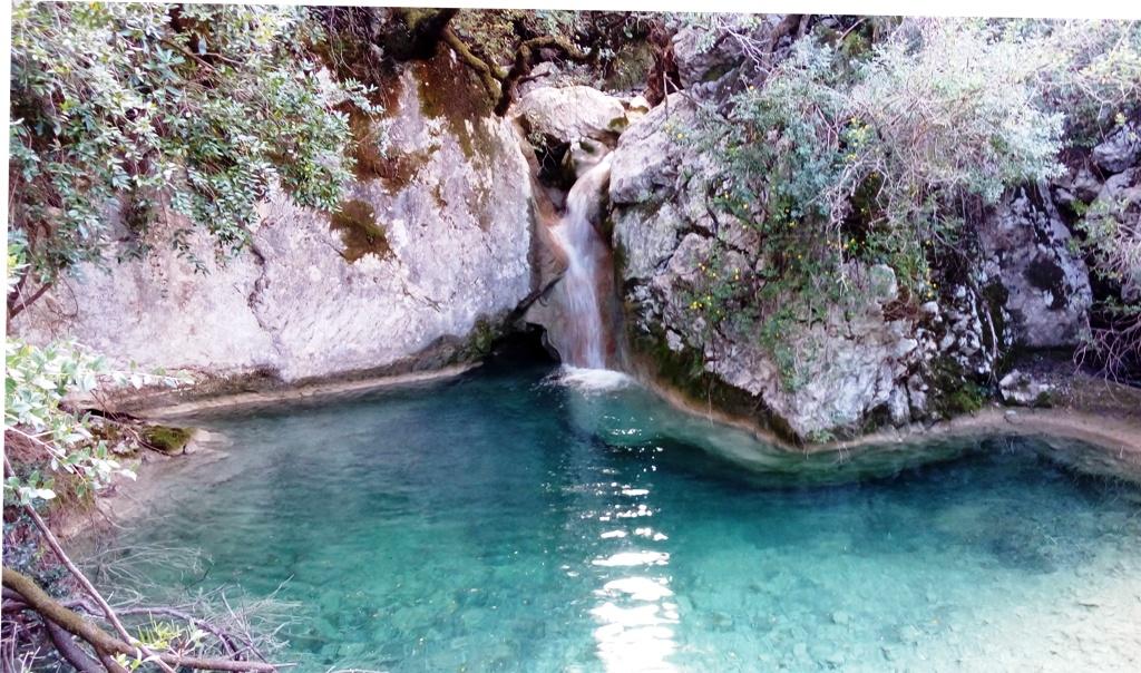 Kefalonia Waterfalls