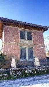Ungewöhnliches Haus in Keramies nahe Joleni Cottage