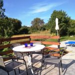 Sun terrace at Joleni Cottage Kefalonia