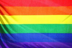 LGBTQ+ colours